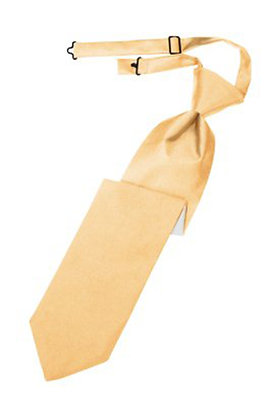 Apricot Long Tie