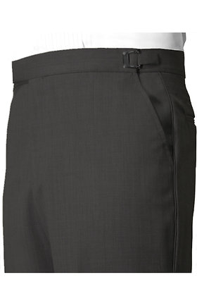 Onyx Non-Pleated Skinny Fit Trouser No Satin