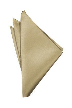 Golden Pocket Square