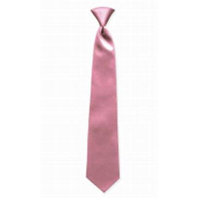 Dusty Rose Satin Windsor Tie