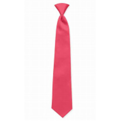 Guava Satin Windsor Tie