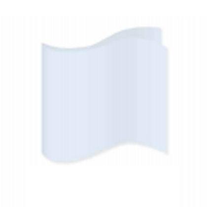 Poweder Blue Satin Pocket Square