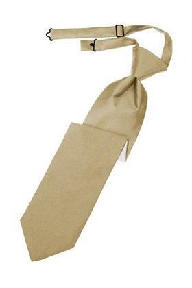 Golden Long Tie