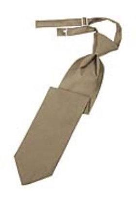 Latte Long Tie