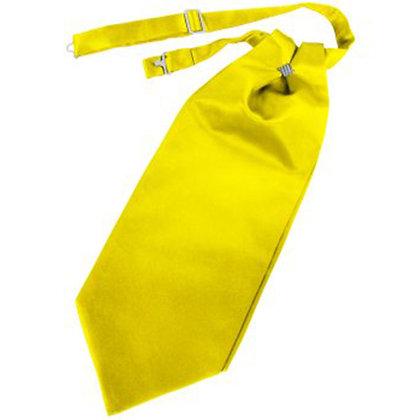 Sunbeam Solid Satin Cravat