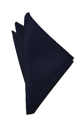 Midnight Blue Pocket Square
