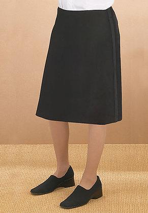 Tuxedo Skirt
