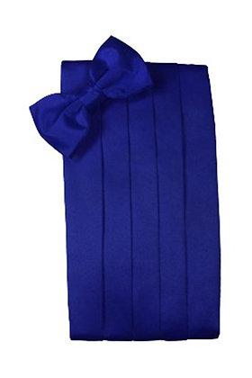 Royal Blue Cummerbund