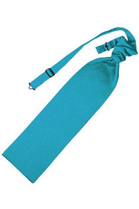 Turquoise Solid Satin Sharpei