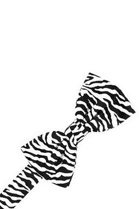 Zebra Ties