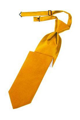 Tangerine Long Tie