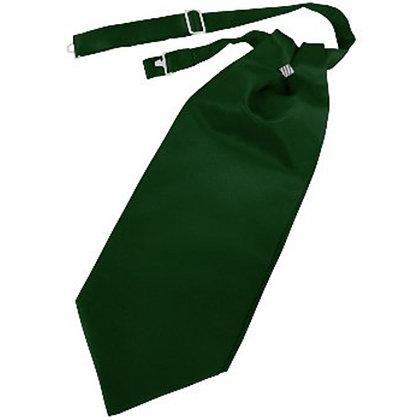 Hunter Solid Satin Cravat