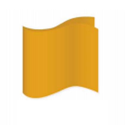 Gold Satin Pocket Square