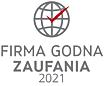 certyfikat jakości - firma godna zaufania 2021