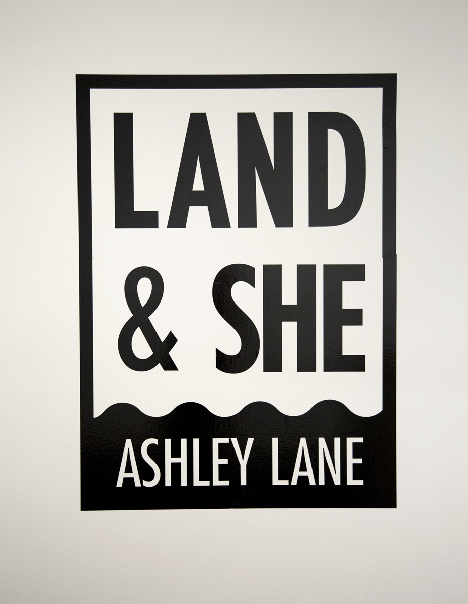 Land & She Wall Vinyl