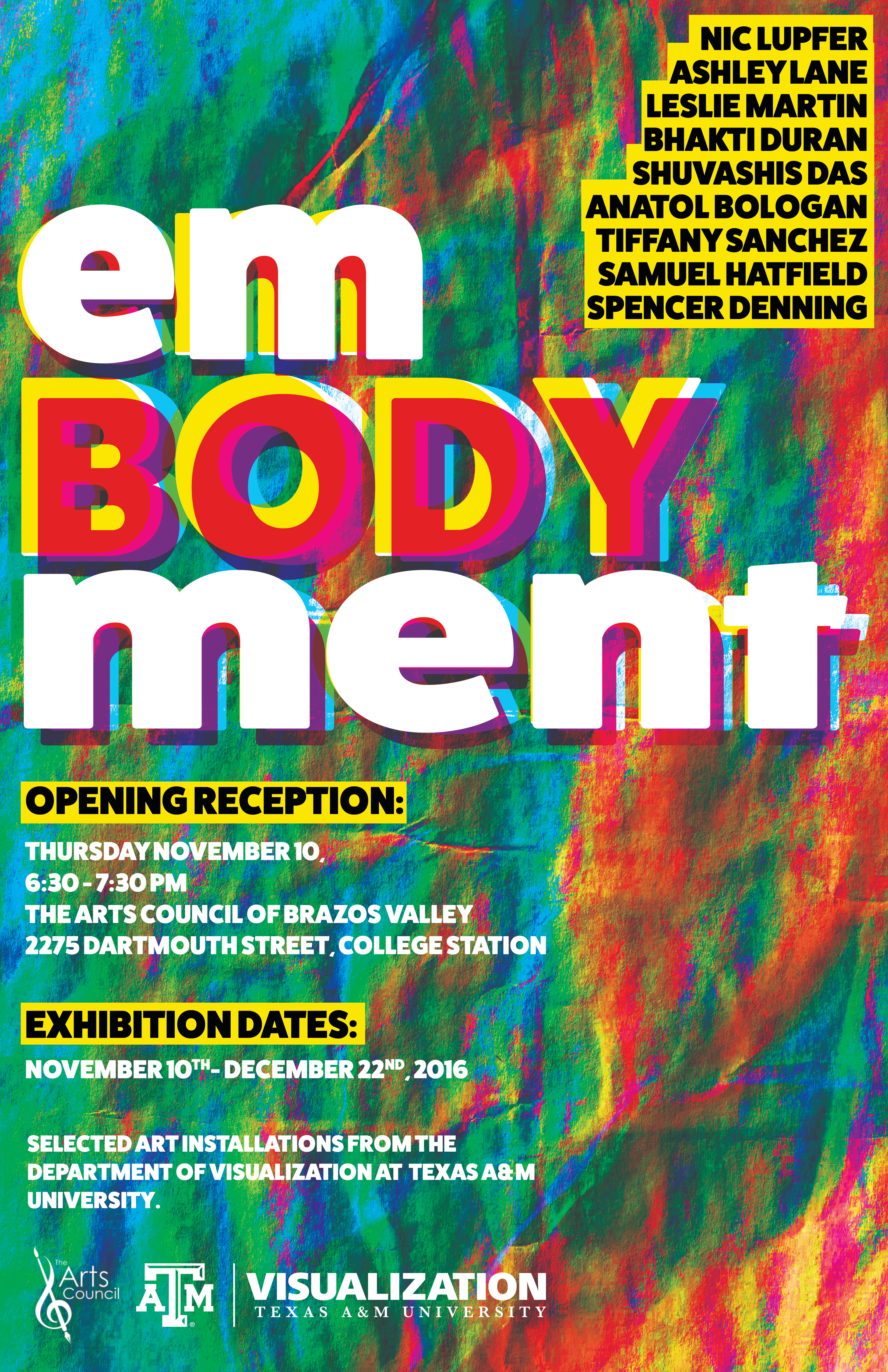 emBODYment Poster