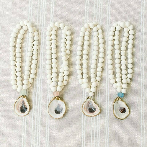 XL Oyster Blessing Beads