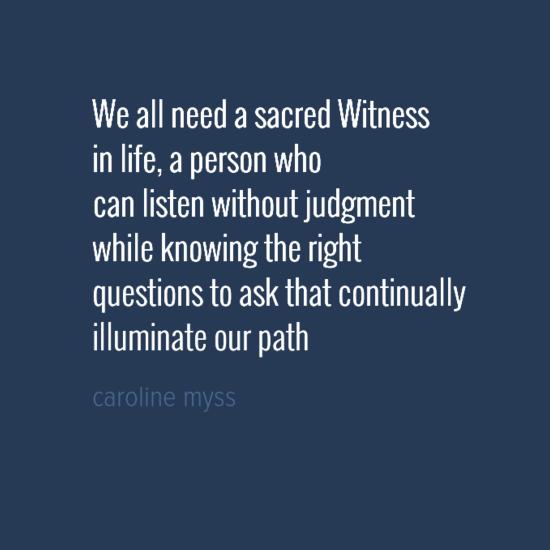 sacredwitness