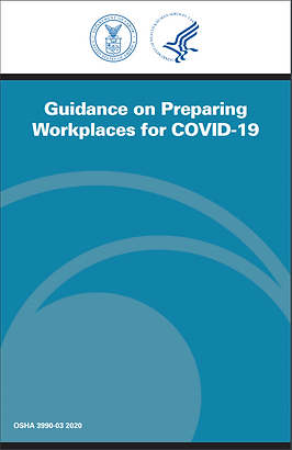 osha guidelines on preparing workplace f