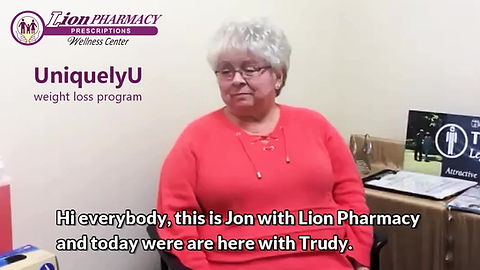 Interview with UniquelyU participant Trudy about her experience with the program.