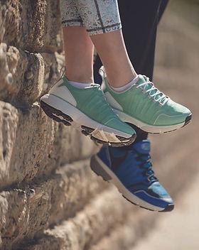 Dr Comfort diabetic sneakers
