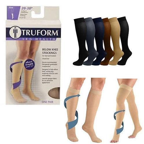 Truform Compression Stockings Collage