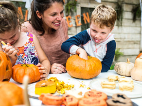Eat, Drink, and be Scary! Enjoy Halloween the Healthy Way