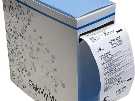 Benefits of Medication Packaging