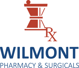 Wilmont Pharmacy & Surgicals Logo_Stacke