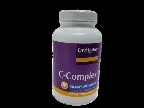 Dr. Kathy Health C-Complex Product Bottle