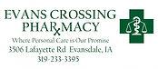 Evans Crossing Pharmacy Logo