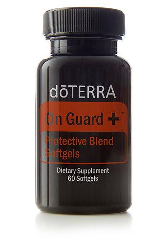 dōTERRA On Guard+ Softgels | Protective Blend