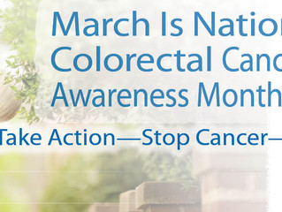 Take Action—Stop Cancer—Get Screened