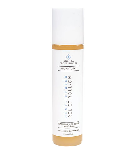 Ananda Professional Hemp-Infused Soothing Roll-On | 30 mL