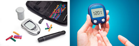 blood sugar testing supplies for diabetics