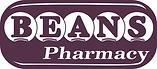 Beans Pharmacy Logo