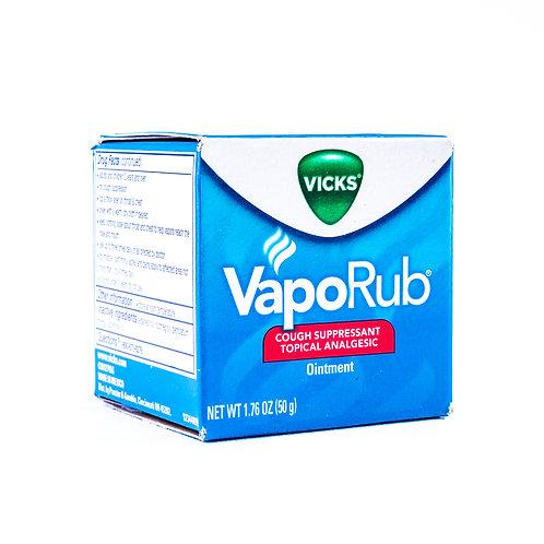 Vicks VapoRub Topical Ointment angle view