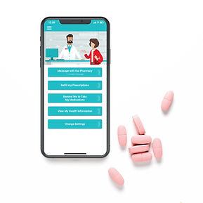 Rxlocal_smartphone_iphone_pills_top view_mockup.jpg