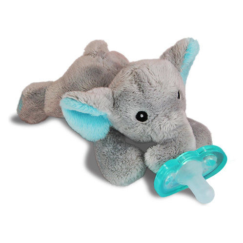 RazBuddy Paci Holder (0-6m) | Elephant