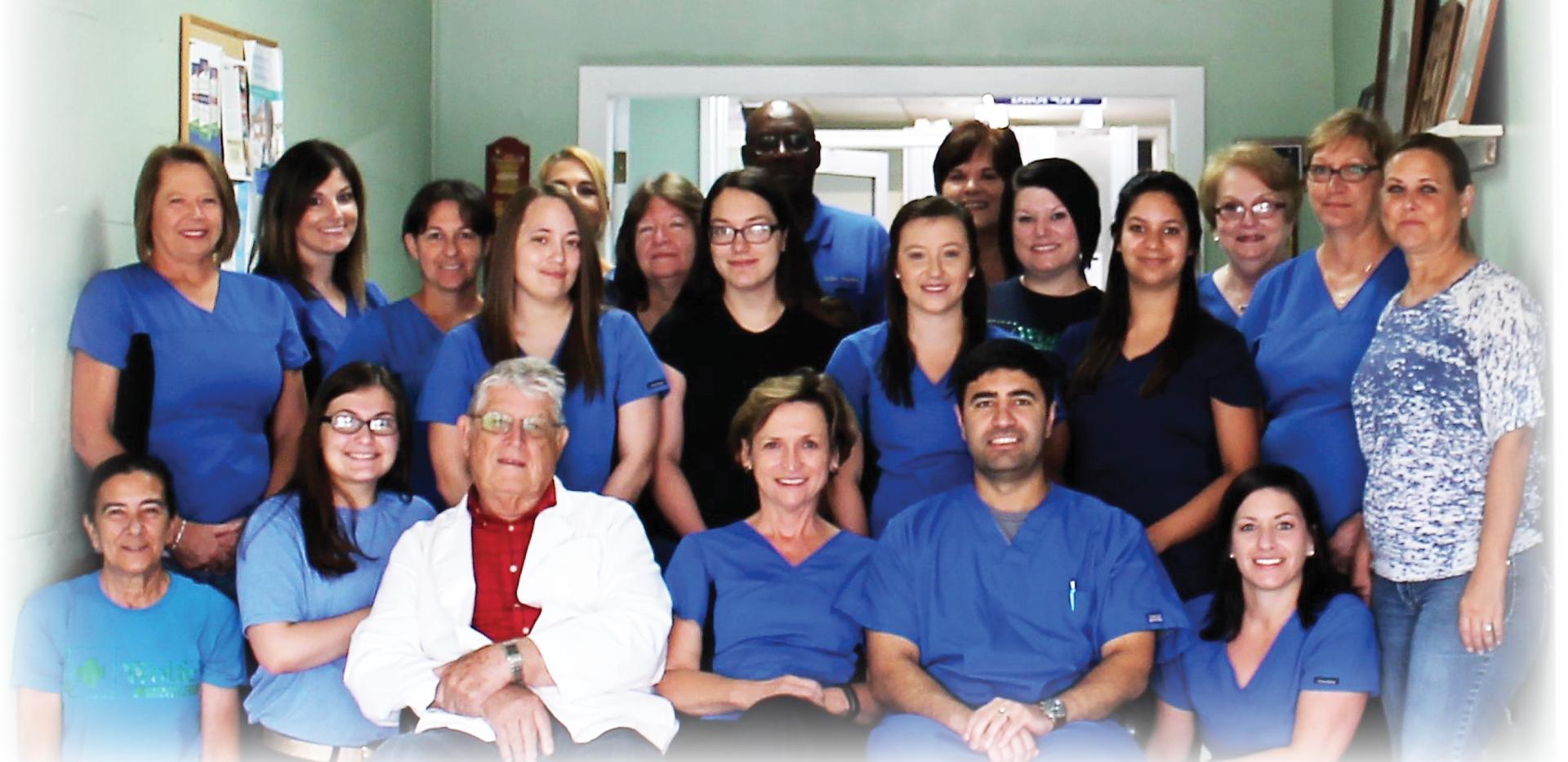 Wolfe's Pharmacy team photo