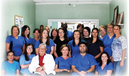 Wolfe's Pharmacy team photo