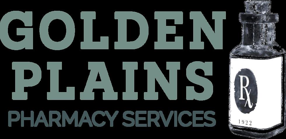Golden Plains Pharmacy Services Logo