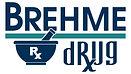 Brehme Drug Logo