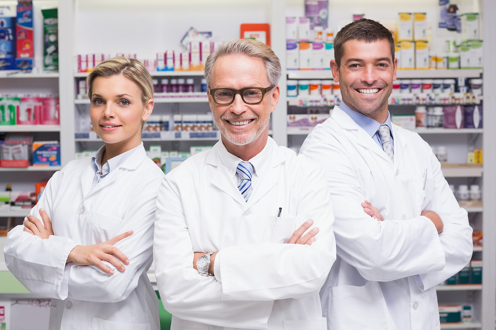 Pharmacist Team