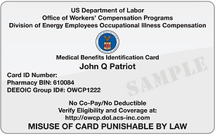 Workers' Comp ID Card