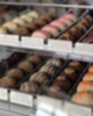 Sweet treats on display at Mimi's Treats & Eats inside Bell's Family Pharmacy