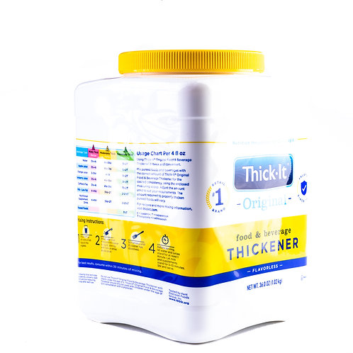 Thick-It Original Food & Beverage Thicker angle view