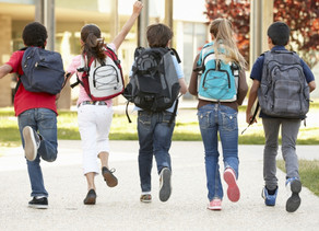 Back to School Basics for Healthy Kids