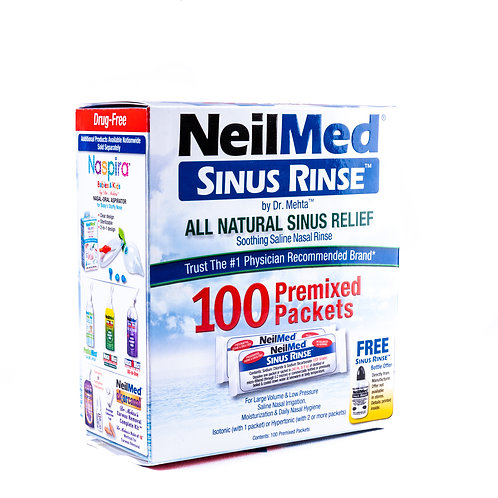 NeilMed Sinus Rinse angle view