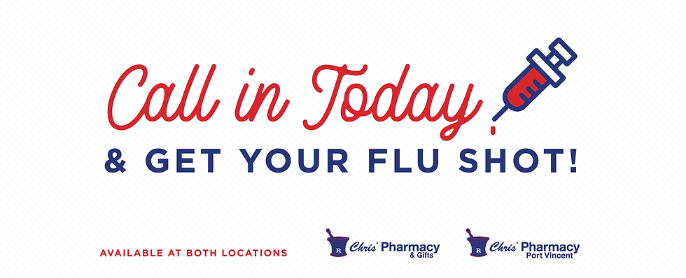 Flu Shot Web Banner